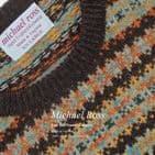 COUNTRY FAIR ISLE KNITWEAR-MICHAEL ROSS